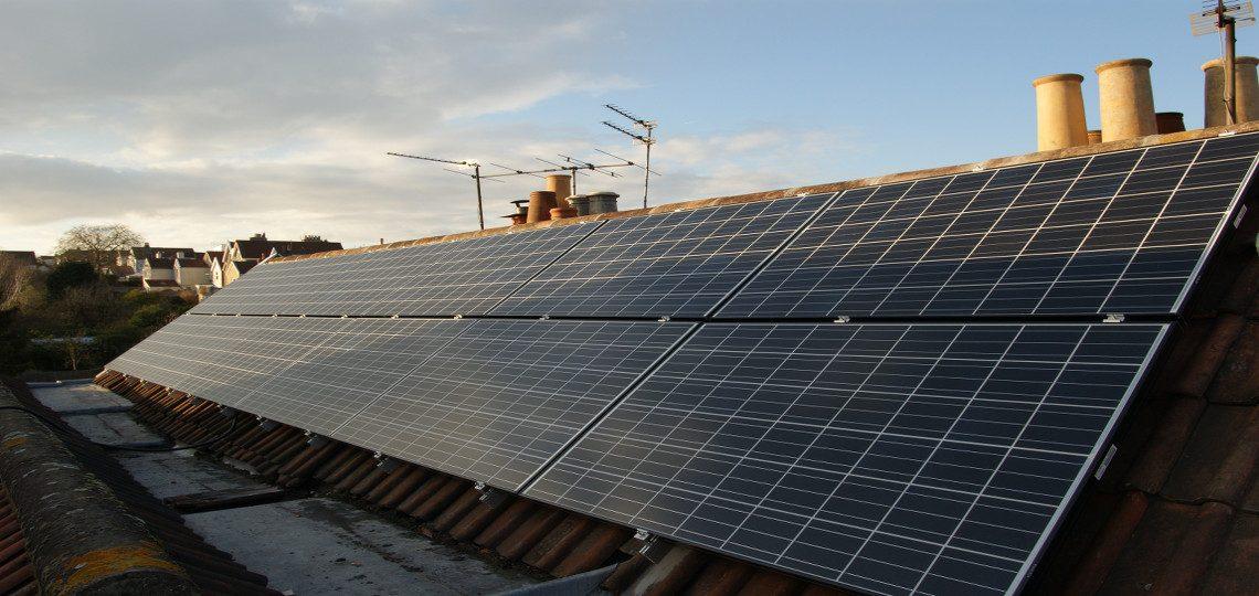 Ecocetera Installed Solar PV in Bishopston, Bristol