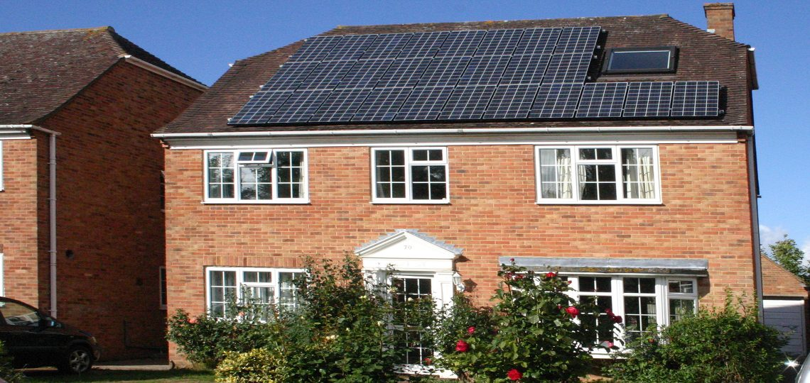 Install solar PV- Kyocera Panels with SMA Inverter
