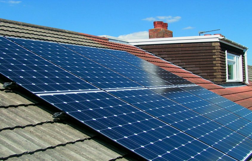 Installed by Bristol Area Solar Installers Co-Operative