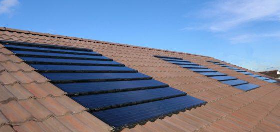 Solar PV Roof Tiles