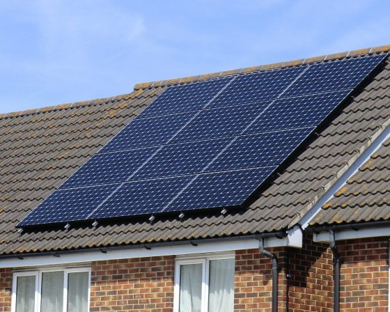 Generating Solar Power with Sunpower Panels and a Fronius inverter