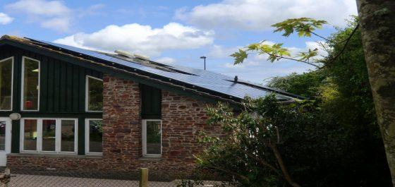 Frampton Cotterell Solar PV System