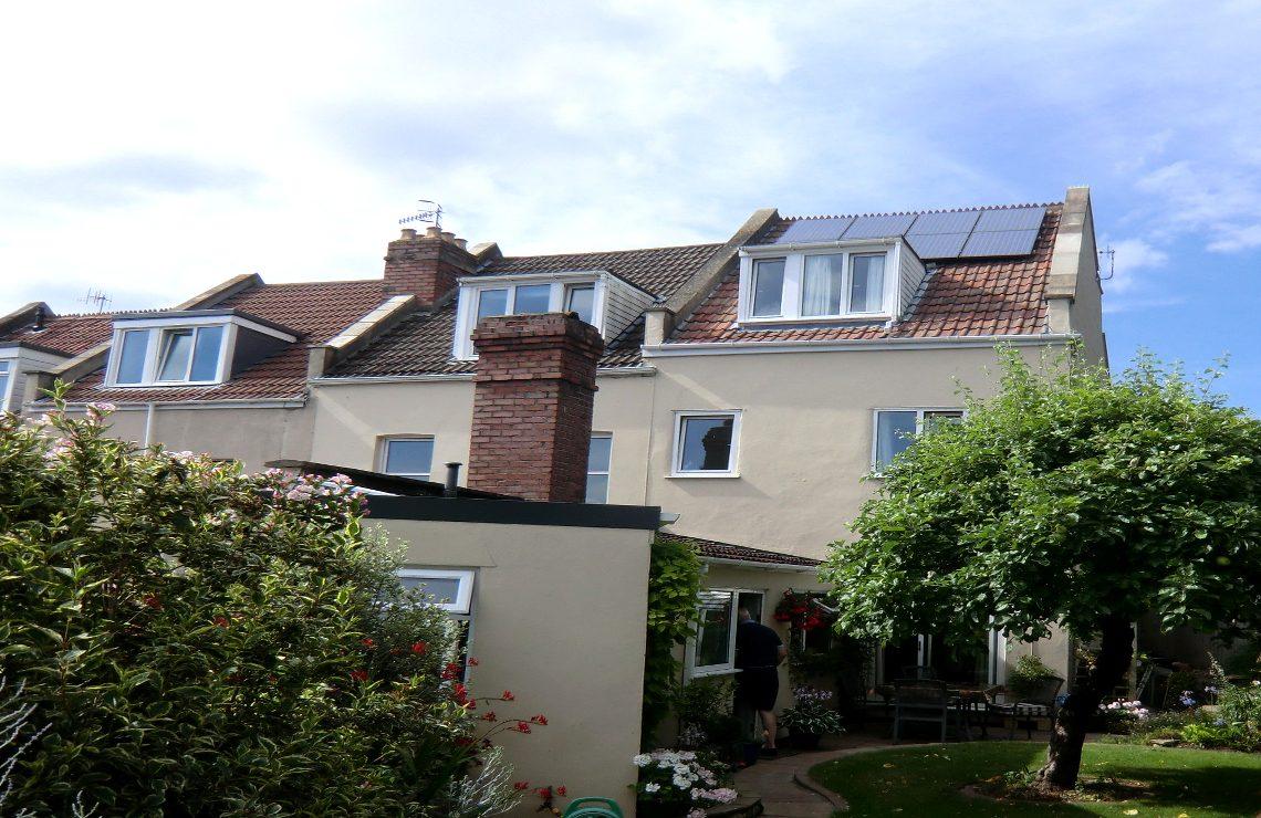 Small Solar PV System