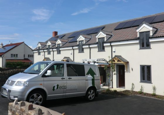 New build solar installations