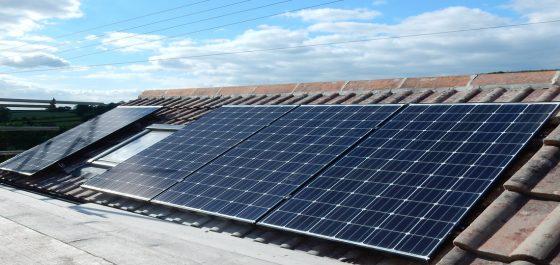Panasonic solar panels Installation