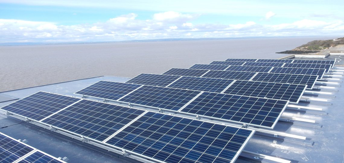 Commercial Solar PV system