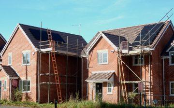 New Build Solar PV Installation