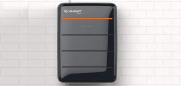 Battery Storage Solarwatt